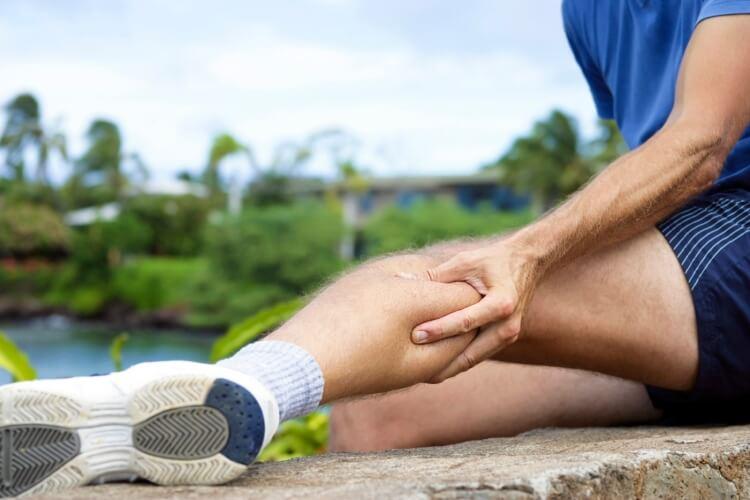 Судороги икроножной мускулатуры