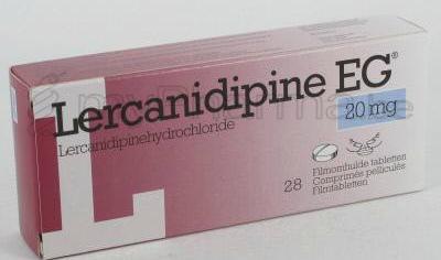 Лерканидипин