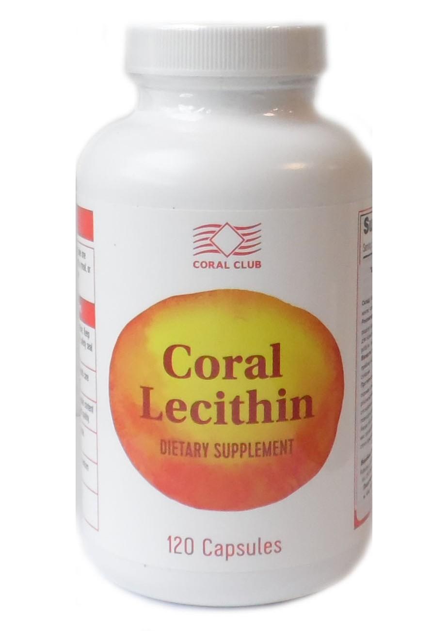 Лецитин от фирмы Корал