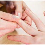 Средний палец