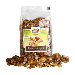 Орехи на вес и в фабричной расфасовке