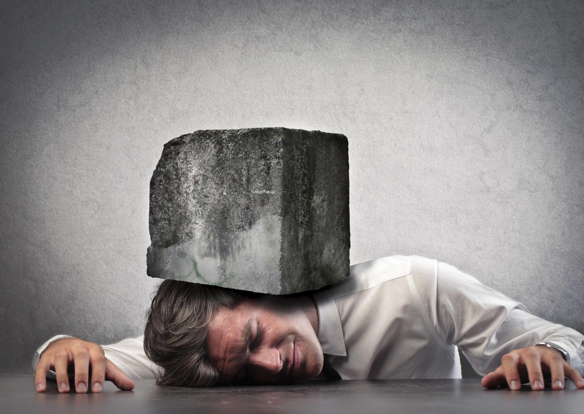 Ощущения тяжести в голове