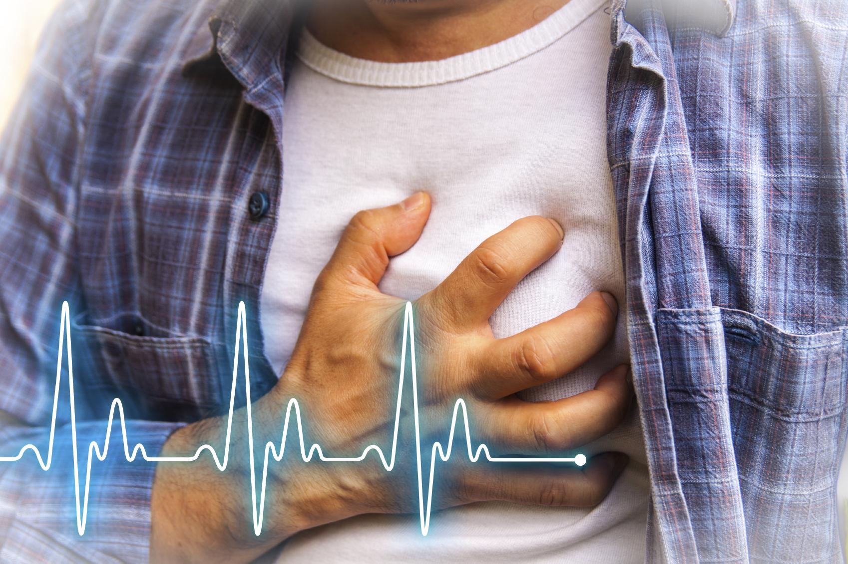 Пациенты с нарушениями работы сердечно-сосудистой системы