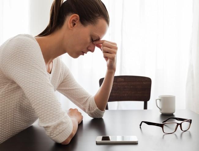 Стресс, высокие психоэмоциональные перегрузки