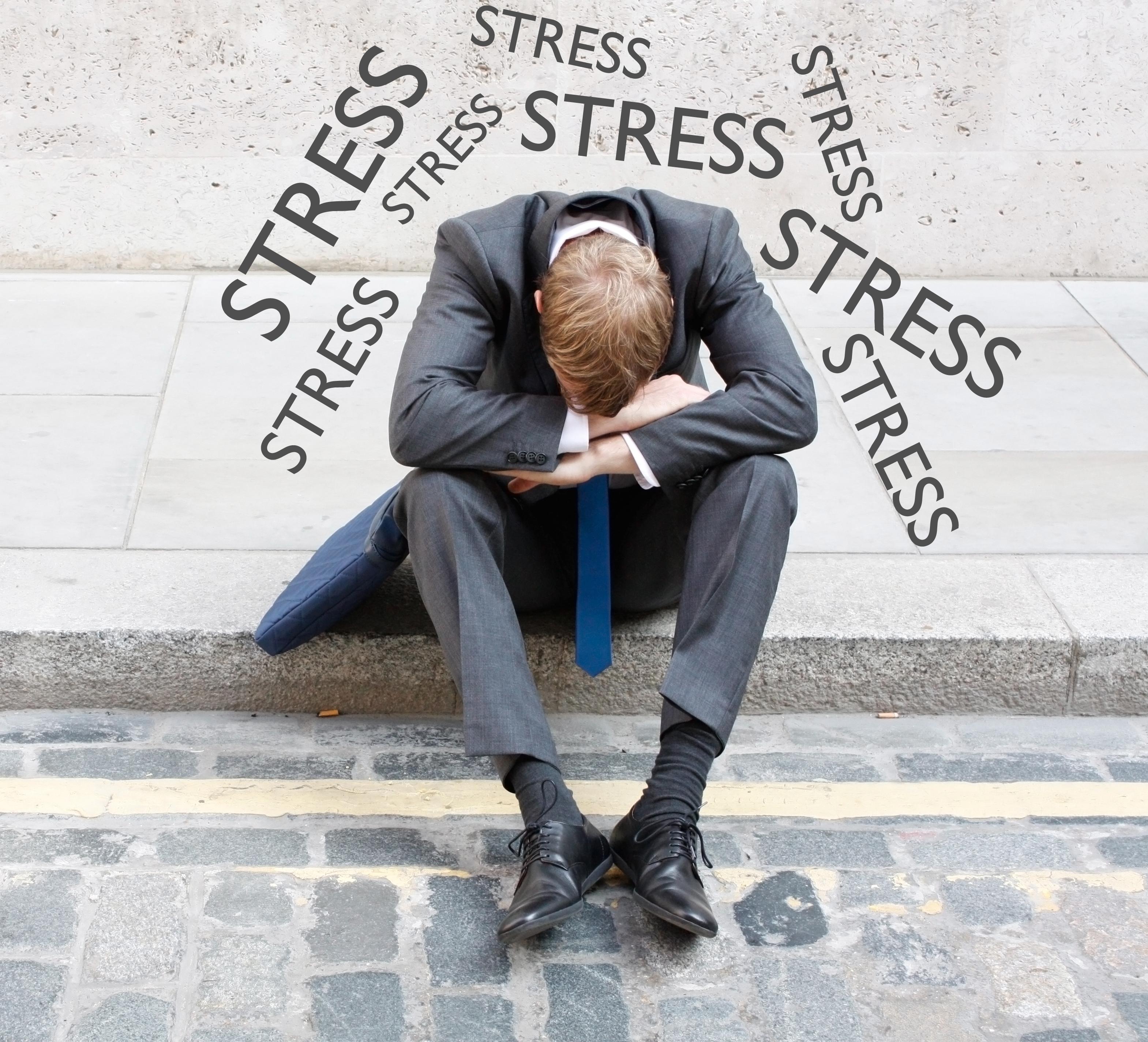 Стрессы — худшие враги