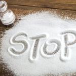 Употребление большого количества соли