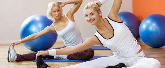 Посещать занятия лечебной физкультурой