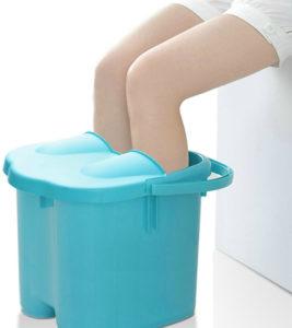 Горчичная ванночка при повышении давления
