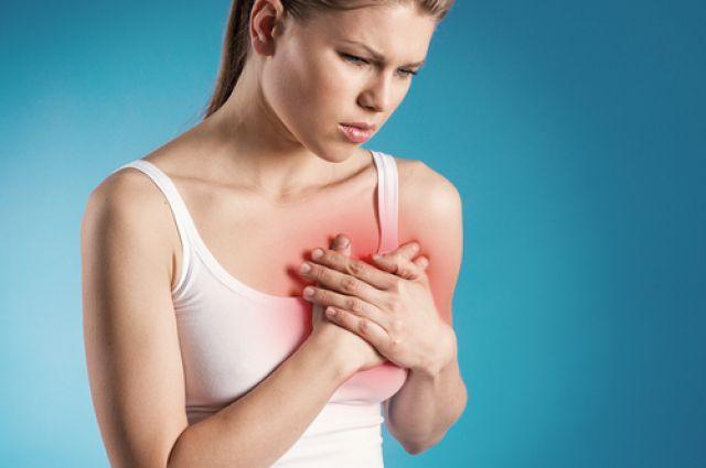 Нагрузка на сердечную мышцу