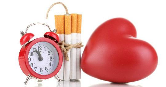 Табакокурение и давление