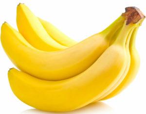 Бананы для снижения давления