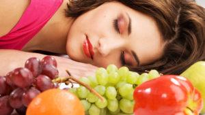 Значение фруктов и овощей в питании гипертоника