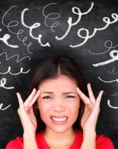 Сильный стресс и эмоциональные переживания