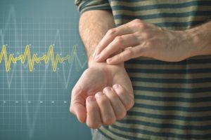 Урежение частоты сердечных сокращений