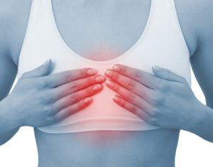 Болевые ощущения в грудной клетке