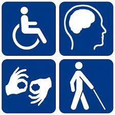 Виды инвалидности
