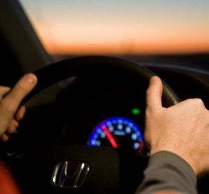 Вождение автотранспорта