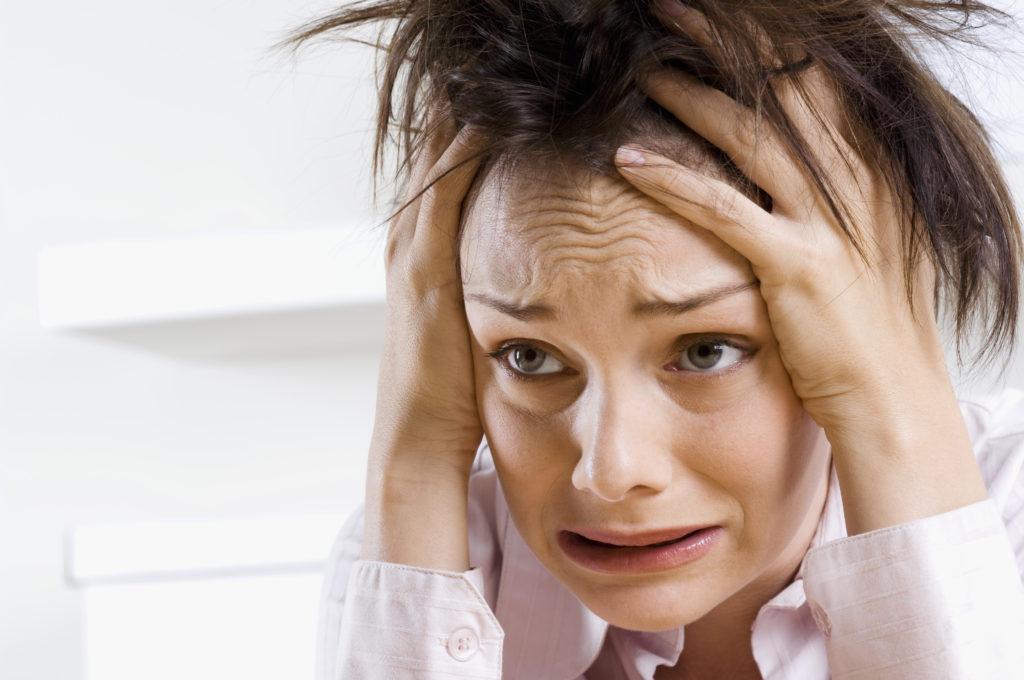 Человек склонен к депрессивным состояниям