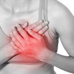 Болезненные ощущения в области грудной клетки