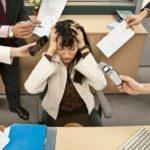 Частные стрессы и нервные перенапряжения