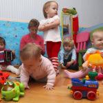 Детям младше трех лет