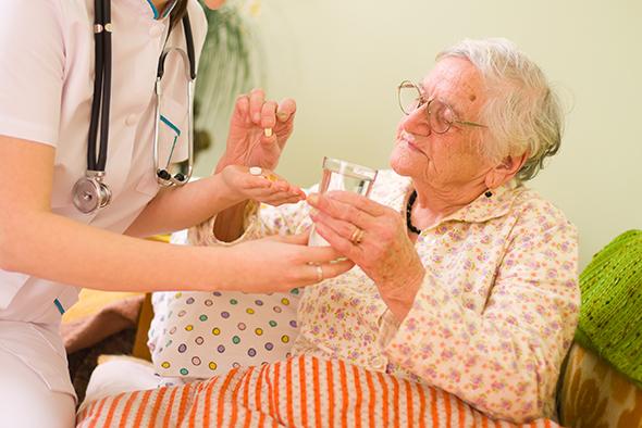 Доза для пожилых не корректируется