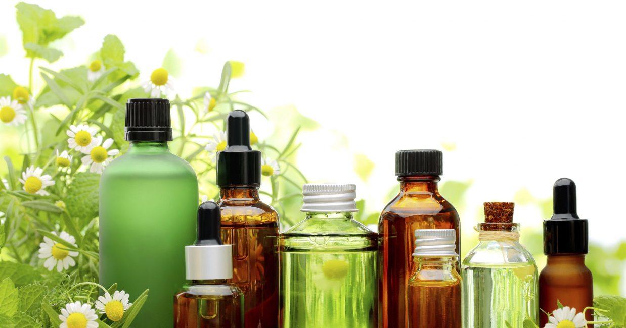Флаваноиды и эфирные масла