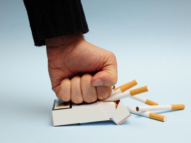 работа никотина