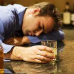 Обширное отравление алкоголем