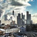 Плохая экологическая обстановка в крупных городах