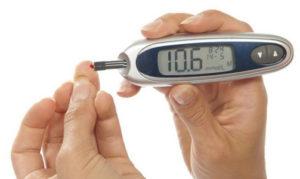 Повышение глюкозы крови