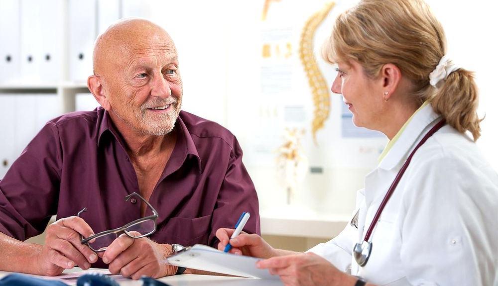 Повышение уровня холестерина у пожилых