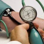 Снижение показателей артериального давления