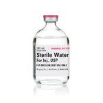 Стерильная вода