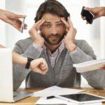 Стрессы и эмоциональные напряжения