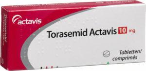 Торасемид