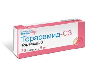 Торасемид С3