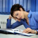 Усталость и интенсивная мозговая деятельность