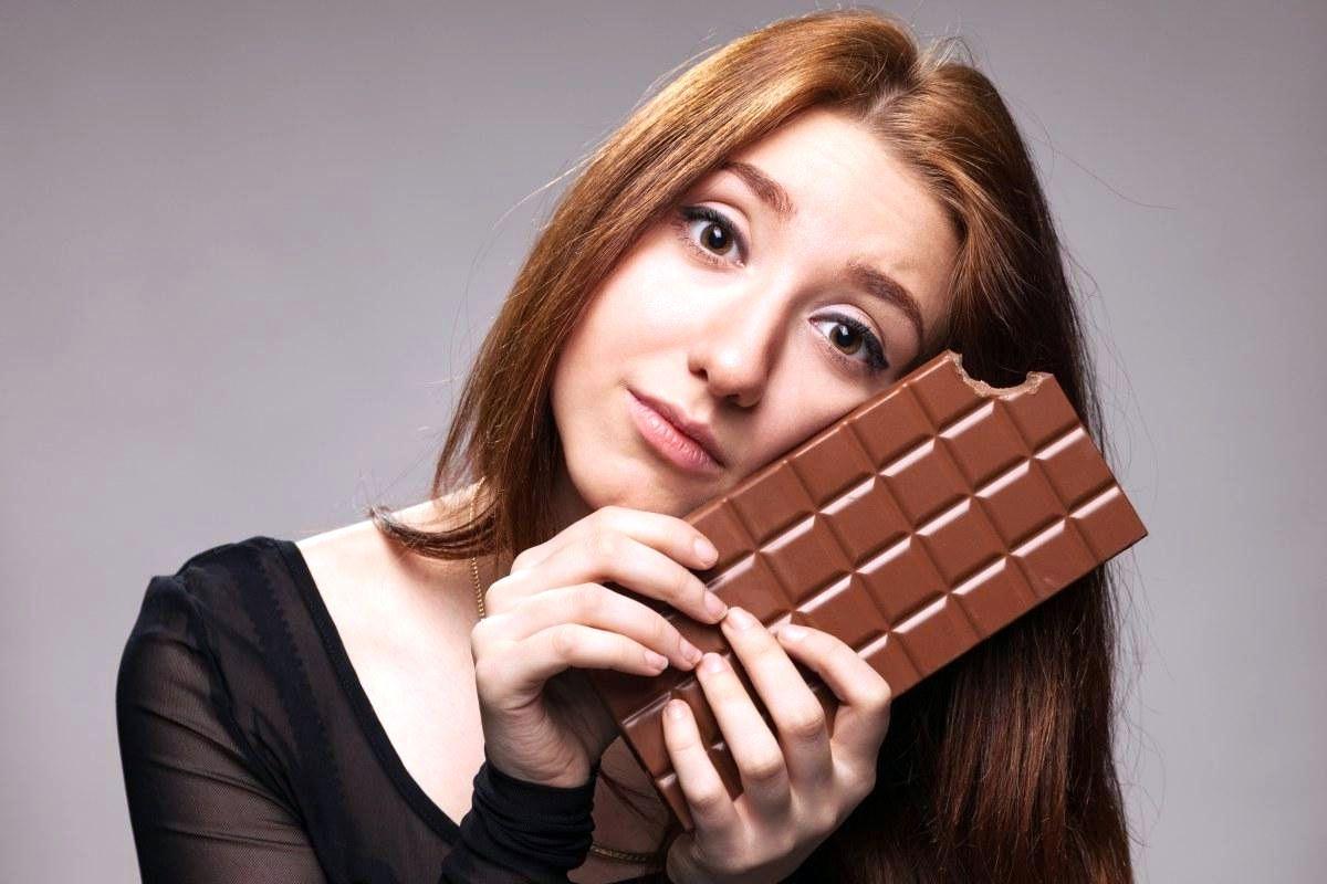 Воздействие шоколада на организм