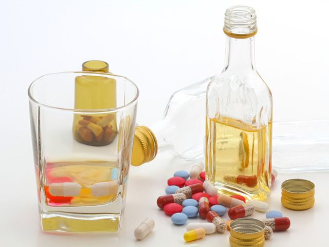 Метилдопа и алкоголь