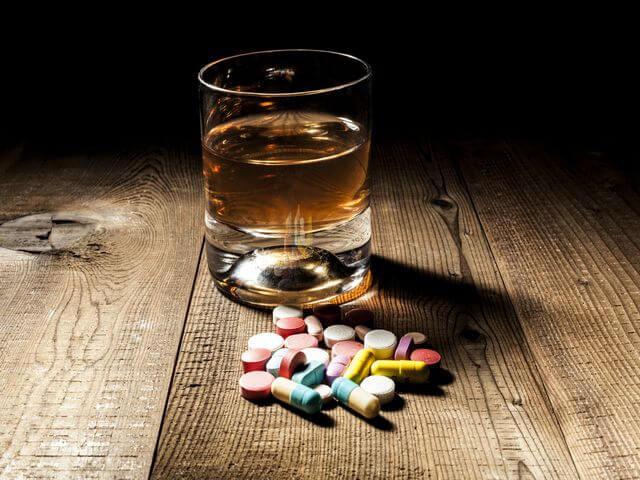 Небиволол и алкоголь