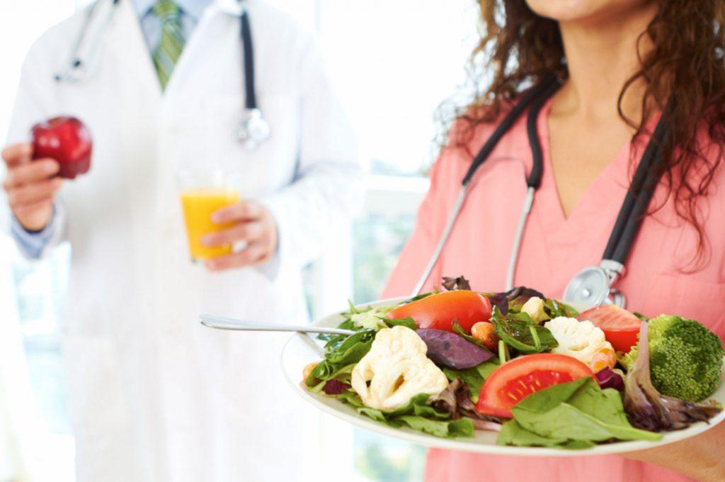 Наладить полноценный здоровый прием пищи