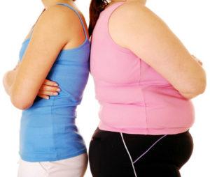 Значительный избыточный вес