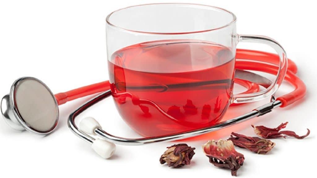 Чай для гипертоников