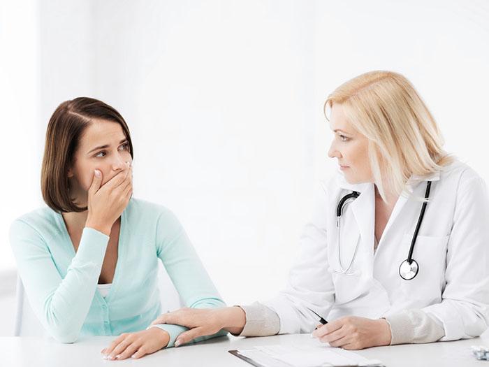 Известить врача