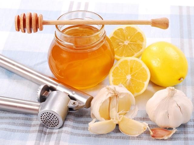 Лимон, мед и чеснок от высокого давления - вся польза и свойства
