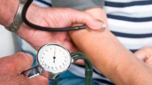 Проявления повышенного артериального давления