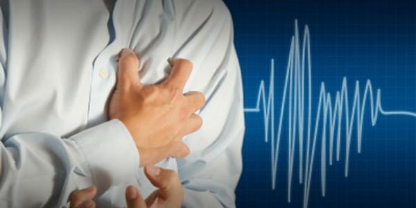 Учащаются сердечные сокращения