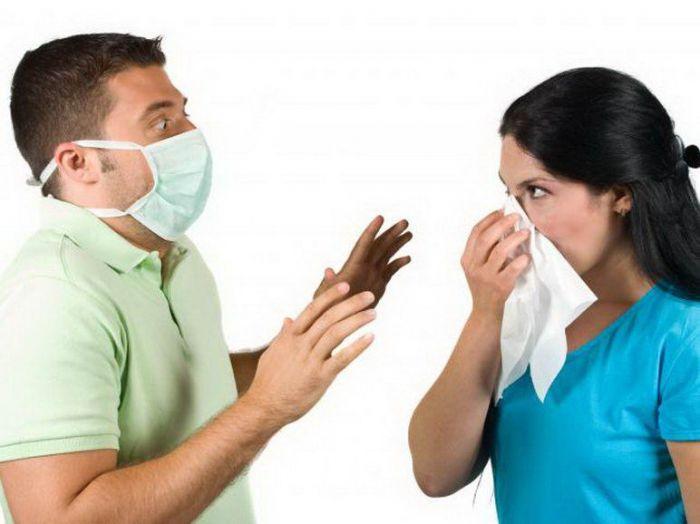 Инфекционные и вирусные заболевания