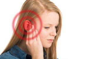 Постоянный шум в ушах